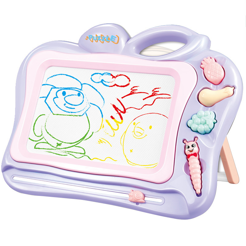 Kim Sang Deer Children'S Educational Magnetic Drawing Board DIY Graffiti Painted Writing Board Color Early Education ENLIGHTEN T