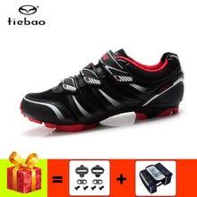 Tiebao обувь для горного велосипеда мужские и женские дышащие