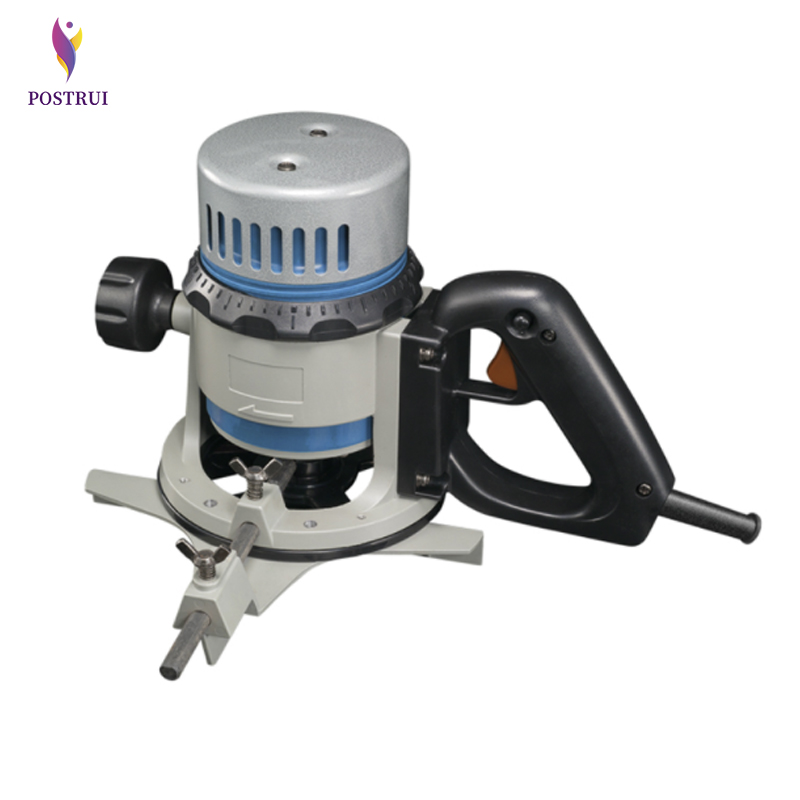 12.7mm Wood Router 1050w 0.5 Inch Wood Trimmer Electric Carving Tool 220v Flat Edge Trimmer Wood Engraving Machine