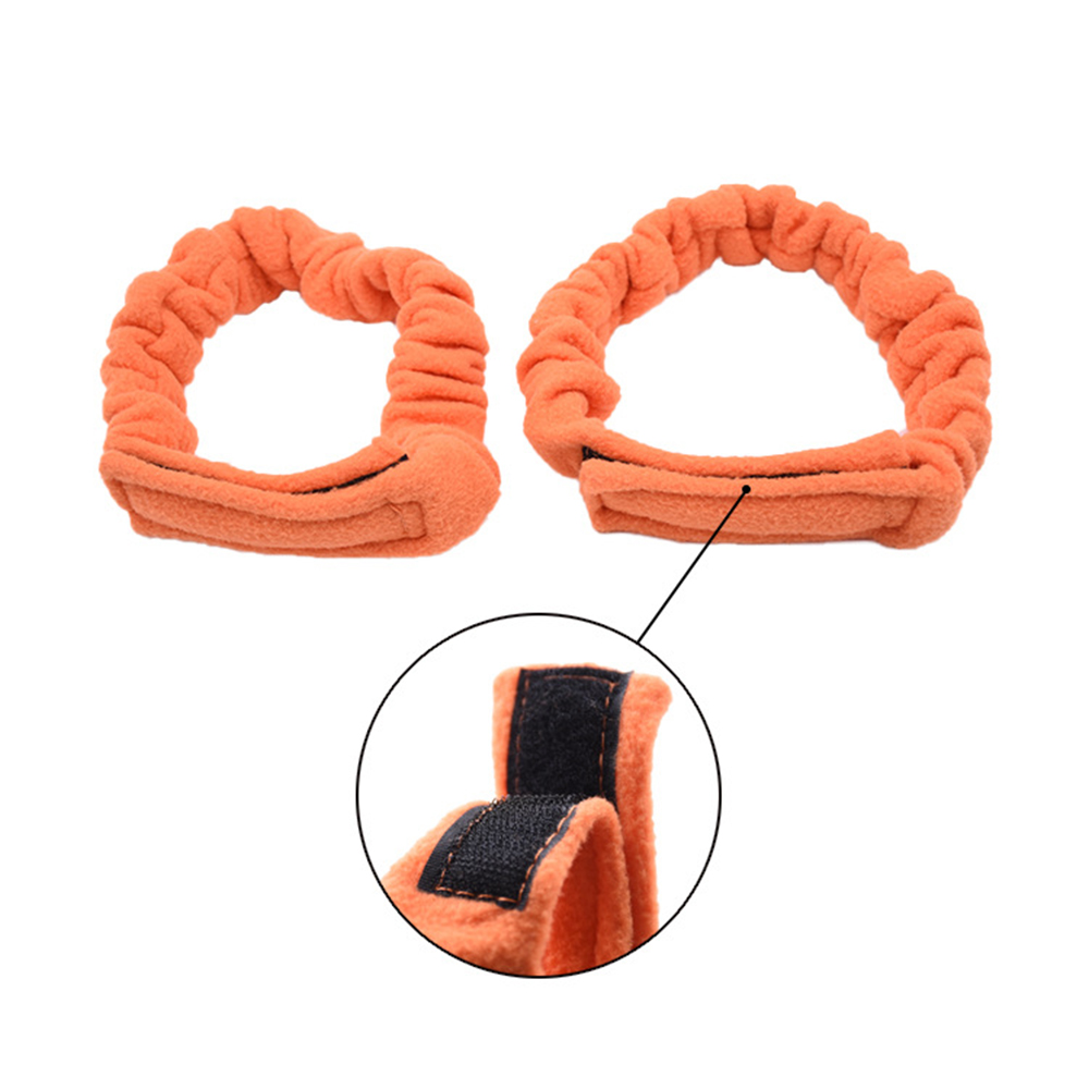 Fleece Children Two People Three-legged Ropes Tied To The Foot Running Race Sports Game Outdoor Toys Kid Cooperation Training