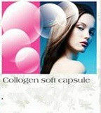 100 pcs of collagen soft pcs contain vitamin C coenzyme R, which promotes the metabolism of skin, hair and nail cells.(China)