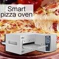 7500 Вт электрическая ветряная умная печь для пиццы  коммерческая многофункциональная печь  отслеживаемая высокомощная печь для пиццы