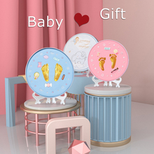 Baby Souvenirs Safe Newborn Hand Foot Print Baby
