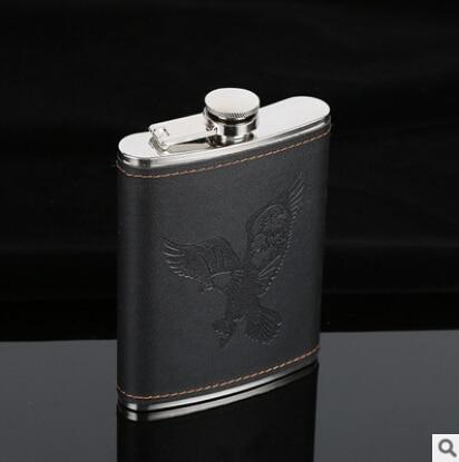 Brand New 10oz Stainless Steel Hip Flask Pocket Liquor Whiskey Alcohol Bottle