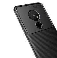 style protective For Nokia 7.2 Case Business Style Silicone Rubber Shell Coque TPU Back Phone Cover For Nokia 7.2 Protective Case For Nokia 7.2 (5)