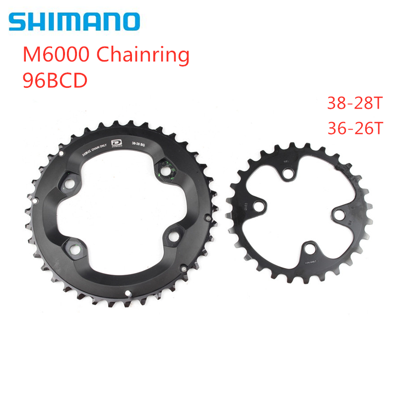 Shimano XT M8000 28t 64mm 11-Speed Inner Chainring for 38-28t Set