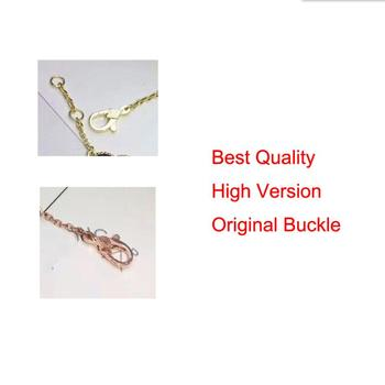 S925 Sterling Silber Weiß Shell Schwarz Onyx Rot/Grün Achat Armbänder Gelb/Rose Gold/Platin Überzogene Blatt Blume Armreif Ketten