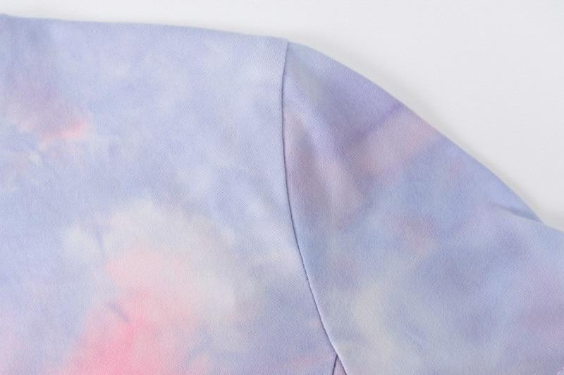 tie drying short sundress12