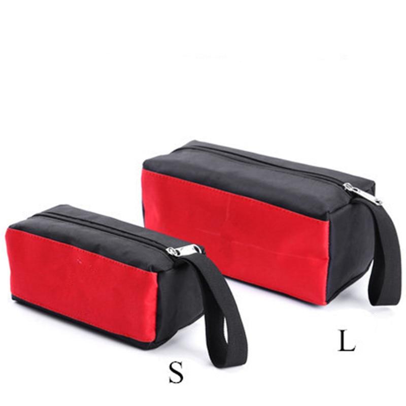 Mini Toolkit Waterproof Hand Repair Tools Kit Portable Oxford Cloth Storage Organizer Hand Bags Multifunctional Parts Canvas Bag