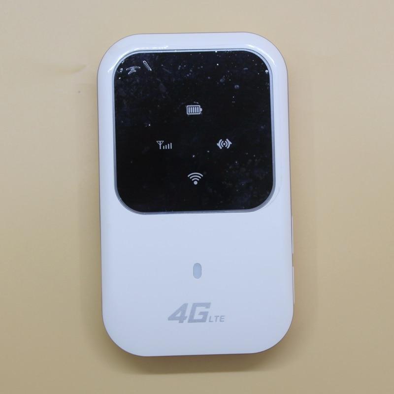Unlocked 4G Mifi Router MF80 OEM E5573 4G Lte Router Mobile WiFi Hotspot 4G Pocket Wifi 4g Modem Sim Card PK Huawei E5573