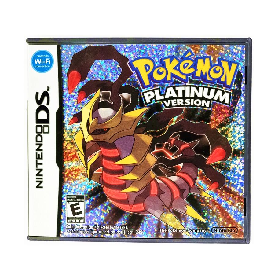 DS NDSi NDS Pikachu Lite игровая карта DS игровая карта Pokemon Gold Heart Gintama / Beauty