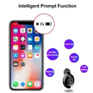 Image 5 - New XG12 TWS Bluetooth Wireless 5.0 Single Earphone 5D Stereo HIFI Sound Sport In Earphones Handsfree Gaming Headset with Mic