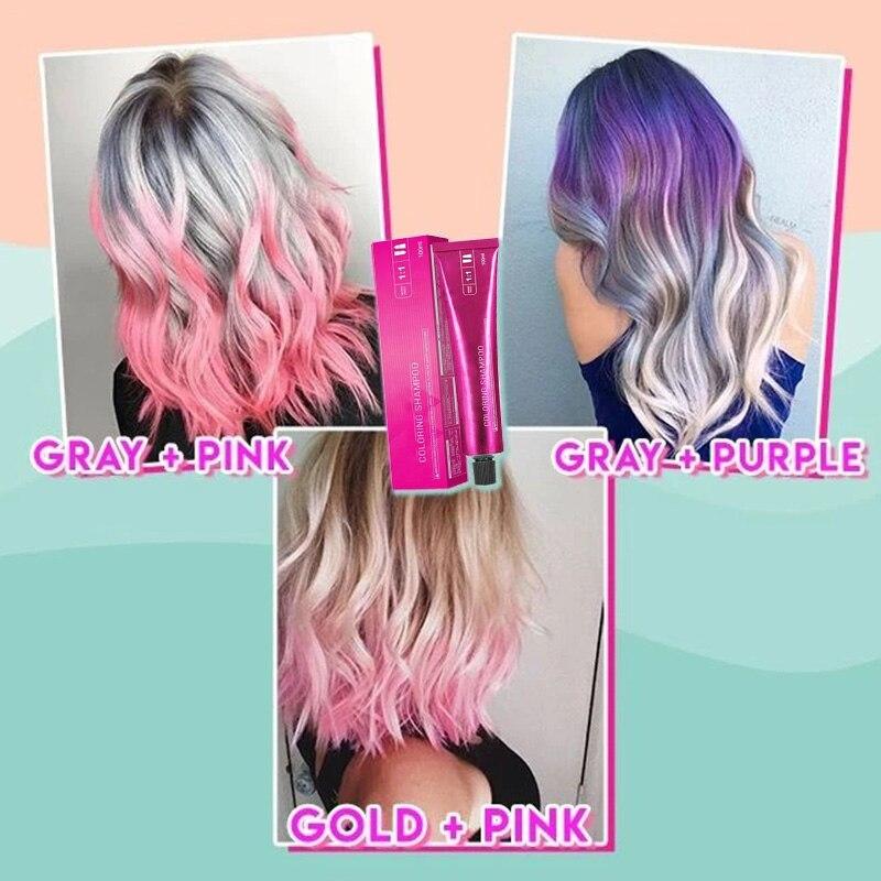 tingimento shampoo para homens todos os cabelos para colorir produtos @ me88