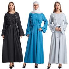 Eid mubarak abaya Дубай Турция мусульманское кимоно Абая для