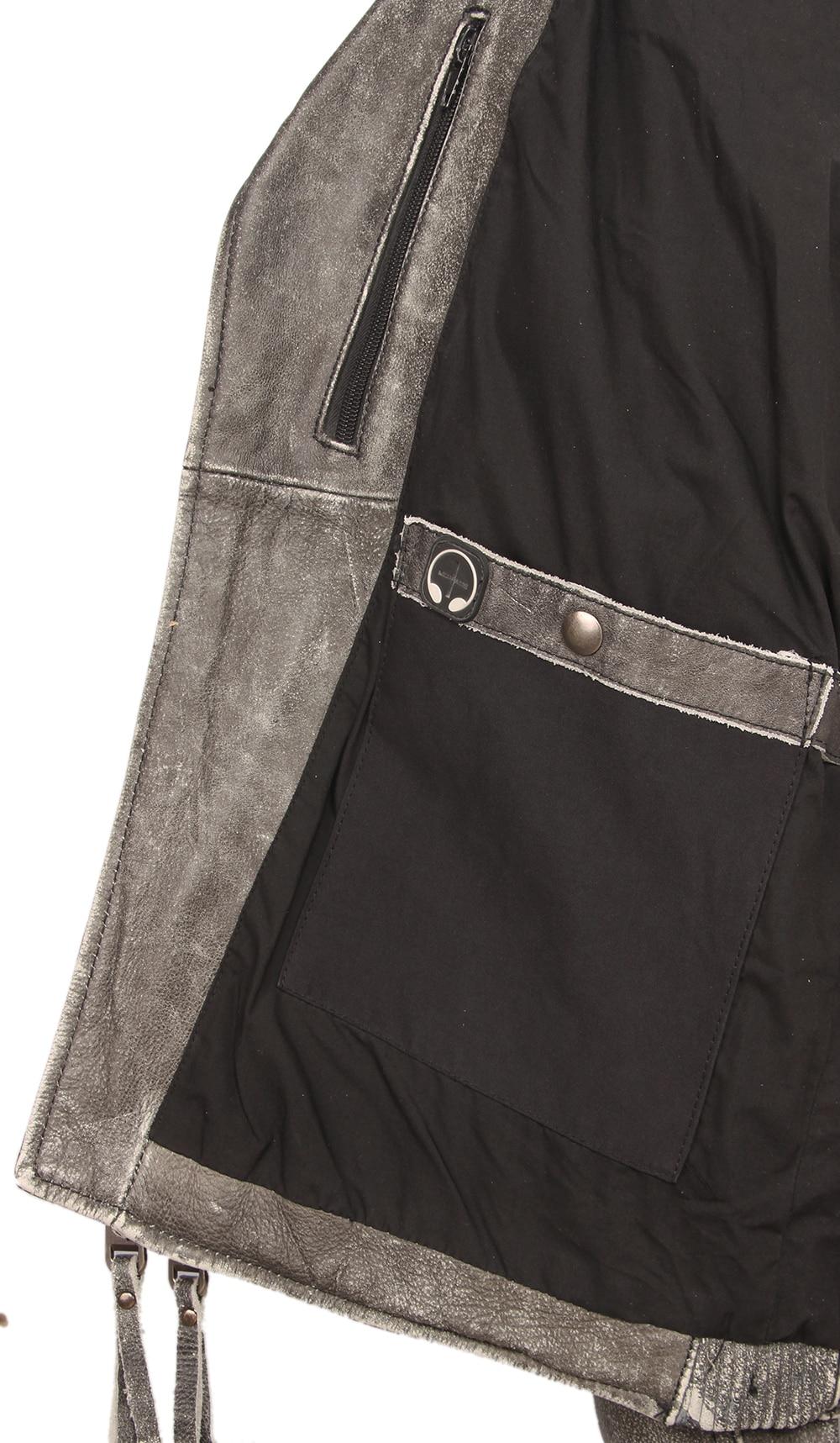 H60ae46428cb541c787464982f2ec1109h Vintage Motorcycle Jacket Slim Fit Thick Men Leather Jacket 100% Cowhide Moto Biker Jacket Man Leather Coat Winter Warm M455