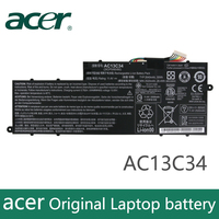 노트북 배터리 acer Aspire V5-122P V5-132 E3-111 E3-112 ES1-111M MS237 KT.00303.005 11.4V 2640 mAh/30WH AC13C34