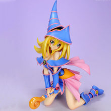 Yu-Gi-Oh! -Anb Monster Dark Magician Girl Japanse Anime Figuren 1 Pc Action Figure Actie & Toy Figures Jeugd Editie Cijfers(China)