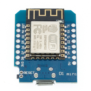 Image 4 - 10 Chiếc D1 Mini Mini NodeMcu 4M Byte Lua WIFI Của Sự Vật Ban Phát Triển Dựa ESP8266 WeMos