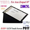 WEIDA для Asus Zenpad 10 Z300 Z300CNL 1280*800 ЖК-дисплей сенсорный экран в сборе + рамка P01T