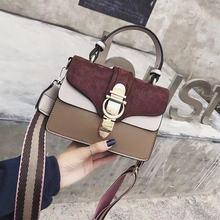 Women Messenger Bags Femme Handbags Fashion Flap Crossbody Bag Hasp Cute Shoulder High Quality Small Handbags Sac A Main cумка daiwa ob flap bag a olive 7042