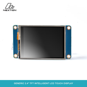 Image 2 - Nextion NX3224T024   2.4 Full color HMI Intelligent LCD Resistive Touch Display Module Easy To Operate For Basic Programmers
