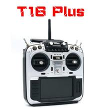 Upgrade Jumper T16 Plus Hall Gimbal 2.4G 16CH Open Source Multi-protocol Radio Transmitter with JP4-in-1 RF Module 4.3