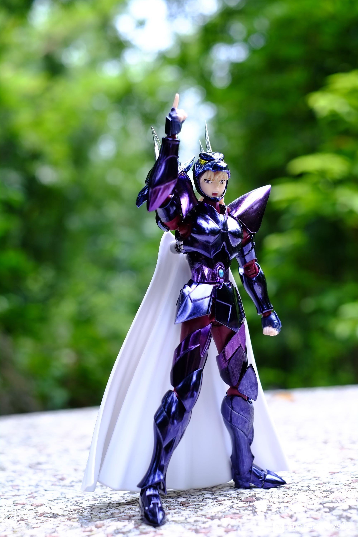 Jmodel Saint Seiya Cloth Myth God Warrior EX Duhbe Alpha Siegfried metal Cloth*