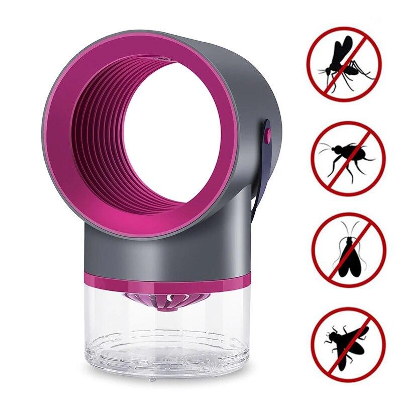 USB Photocatalyst Mosquito Killer Lamp Mute LED Night Light