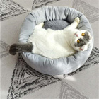 Cat Bed House Round ...