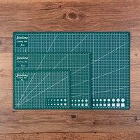 Tapete de corte A3 A4 A5 PVC Patchwork almohadilla cortada A3 Patchwork herramientas Manual DIY herramienta tabla de corte de doble cara autocuración