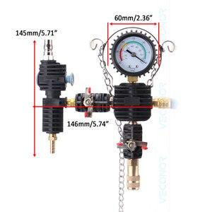Image 2 - Car Water Tank Pressure Gauge Leak Detector Water Coolant Antifreeze Vacuum Replacement Filler Tool