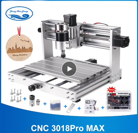 CNC Machine With Offline Controller/3-Axis Milling Machine 6