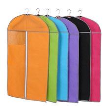 Защитный чехол для одежды пылезащитный из нетканого материала
