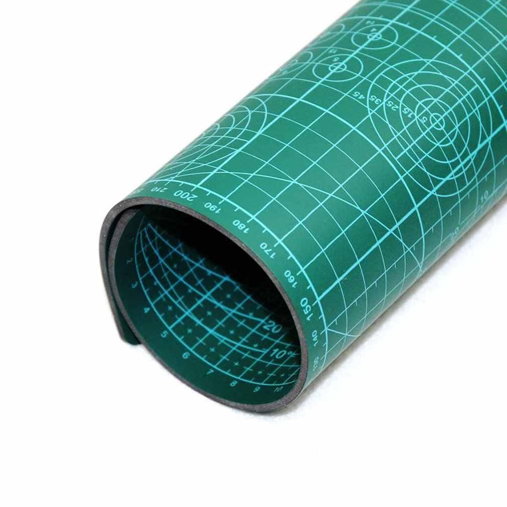 A3 Thảm Cắt Cắt Chất Liệu Lót Đĩa Cắt Thủ Công Dụng Cụ Cho Hình Thành Khối Chất Liệu NHỰA PVC DÀY Bền