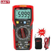 UNI T ut89x multímetro digital profissional ut89xd, multímetro digital autêntico rms ncv 20a corrente ac dc voltímetro testador de resistência de capacitância