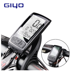 Image 5 - GIYO M40 Computer Wireless Bluetooth4.0 Bicycle Computer Mount Holder Bicycle Speedmeter Speed/Cadence Sensor With Magene HRM