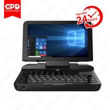 GPD, микропк, микро ПК, мини компьютер, Windows 10 Ubuntu, 6 ГБ ram, 128 Гб SSD, Wi-Fi, Bluetooth, карманный, мини портативный компьютер, ноутбук