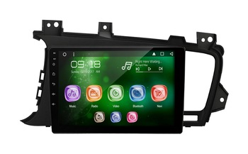 """Allways 9"""" IPS Screen Android 9.0 Octa-core Ram 2GB Rom 32GB Car Multimedia for Kia K5 (LHD) 2011-2016 with 2.5D Touch Screen"""