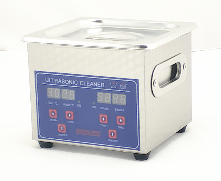 1.3L Ultrasonic Cleaning Machine Gold And Silver Jewelry Watch Glasses Home Ultrasonic Machine