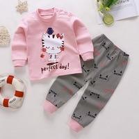 Детские пижамные комплекты с длинным рукавом - 646₽ #4