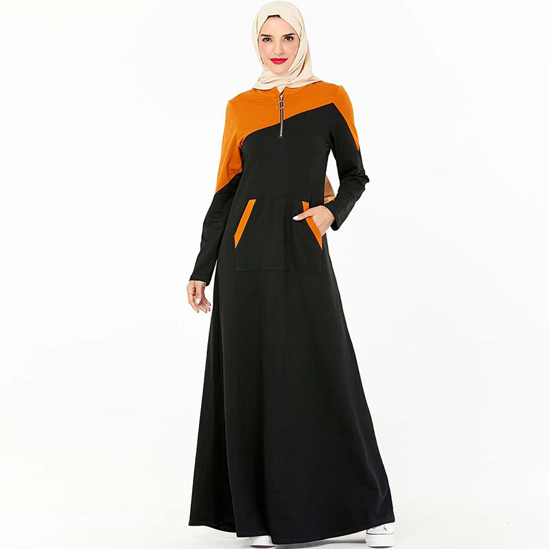 Plus Size Abaya Kaftan Dubai Turkish Hijab Muslim Dress Islamic Clothing Abayas For Women Caftan Marocain Robe Turque Kleding