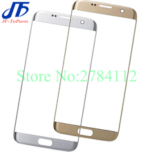 10Pcs Touch Screen panel Replacement for Samsung Galaxy S7 Edge S6 edge plus G928 G935 G925 s7edge Front LCD Outer Glass Lens