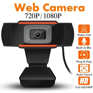 1080P /720P веб-камера HD камера со встроенным микрофоном HD 1920X1080p USB видео для ПК компьютера