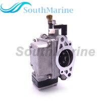 6B4 14301 00 Carburetor Carb Assy for Yamaha Outboard Engine 9.9HP 15HP 15D E15DMH S