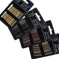 Женские заколки-невидимки 24 шт./лот, модные заколки для волос, волнистые золотые заколки для волос, аксессуары для волос для девочек, черные ...
