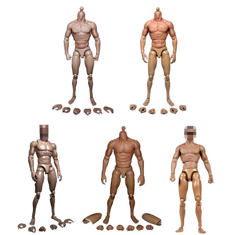 1/6 Scale Male 12
