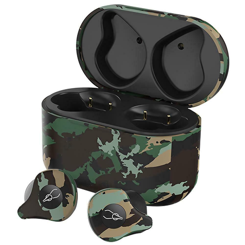 Sabbat X12 Ultra Camouflage TWS True Wireless 5.0 casque Bluetooth écouteurs stéréo intra-auriculaires écouteurs sans fil avec boîte de charge