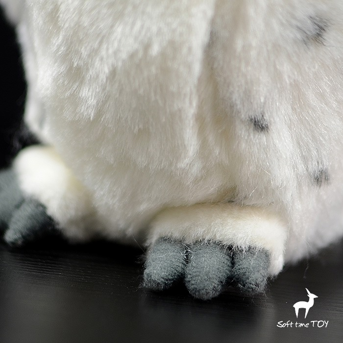 branco macio bonito animais de pelucia criancas 04
