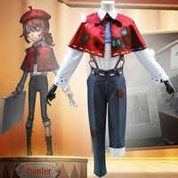 Disfraces de Cosplay de Game Identity V, traje de Cosplay Original de piel, trajes bonitos de pintor de supervivencia,