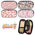 Charli Damelio Детские Канцелярские сумки для мальчиков и девочек, сумка для макияжа для девочек, чехол-карандаш для подростков, многофункциональ...